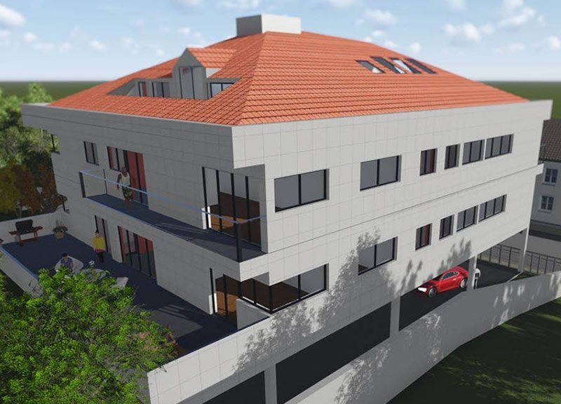 Residencial Luxury Nigrán Center